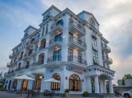 Hafi Hotel, отель в Вунгтау