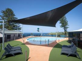 Surf Beach Holiday Park, hotel in Kiama