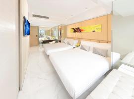 iclub AMTD Sheung Wan Hotel, hotel near Madame Tussauds Hong Kong, Hong Kong