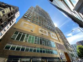 Ramada Hong Kong Grand (Former Best Western Grand), hotel in Hong Kong