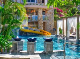 The Wind Boutique Resort - Spa Inclusive, spa hotel in Vung Tau