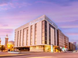 فندق جراند بلازا الضباب، فندق بالقرب من Murabba Palace، الرياض