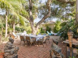 Under The Oaks- Private Garden Retreat - dogs welcome, vacation rental in Santa Barbara