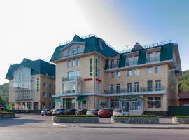 Отель ИГМАН, отель в Горно-Алтайске