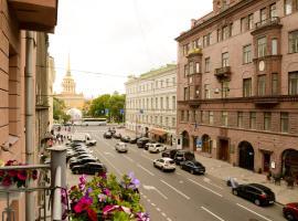 Престиж Центр, отель в Санкт-Петербурге