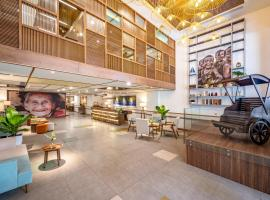 Icon Saigon - LifeStyle Design Hotel, hotel di Ho Chi Minh City