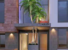 Hampton By Hilton Torquay, hotel in Torquay