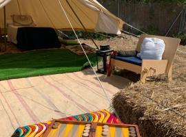 Villa Happiness, luxury tent in Vejer de la Frontera