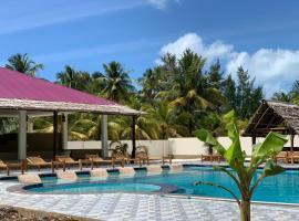 Summer Dream Lodge, hotel in Paje