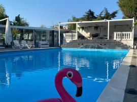 BOUTIQUE HOTEL LA MERVEILLE, hotel near Vesuvius, Torre del Greco