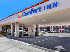 Comfort Inn Near Old Town Pasadena in Eagle Rock CA, hotel in Los Angeles