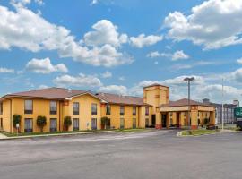Quality Inn Saint Robert - Ft. Leonard Wood, hotel in Saint Robert