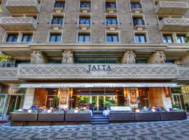 Jalta Boutique Hotel, hotel in Prague