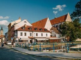 Hotel Klika, hotel v Českých Budějovicích