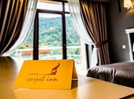 HOTEL CARPAT INN, resort in Azuga