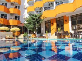 yamanlife hotel, отель в городе Аланья