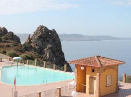 VILLA TRAMONTI SUL MARE, holiday home in Nebida