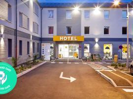 Première Classe Genève - Aéroport - Prévessin, hotel in Prévessin-Moëns