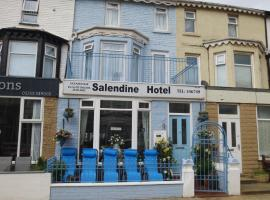 The Salendine, B&B in Blackpool