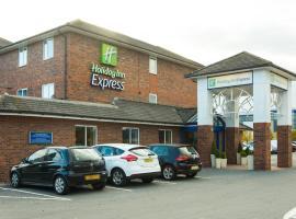 Holiday Inn Express Lichfield, hotel in Lichfield