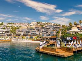 Kaya Palazzo Resort & Residences Le Chic Bodrum, отель в Бодруме