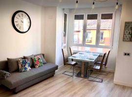 Apartamento Vive Zaragoza II, apartment in Zaragoza