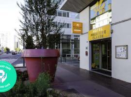 Première Classe Lyon Centre Gare Part Dieu, ξενοδοχείο στη Λυών