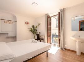 Pensión Zacatin, habitación en casa particular en Granada