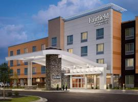 Fairfield Inn & Suites by Marriott Cleveland Tiedeman Road, hotel near Cleveland Hopkins International Airport - CLE, Brooklyn