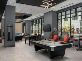 Home2 Suites By Hilton Nashville Downtown Convention Center, hotel in Downtown Nashville, Nashville
