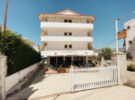 Villa White, hotel a Ksamil