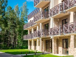 Villa Kliwer 50 metrów od morza, apartment in Rowy