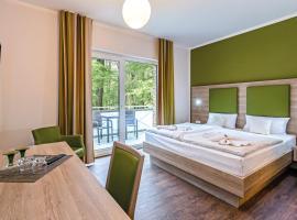 Hotel zur Ostsee, Hotel in Graal-Müritz
