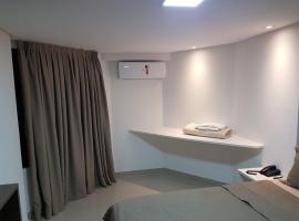 Sensacional Apartamento no Gold Flat - Cabo Branco, hotel em João Pessoa