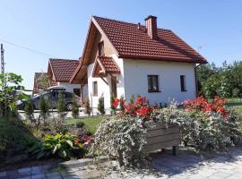Przystanek Tykocin - domki gościnne w sercu Podlasia, villa in Tykocin