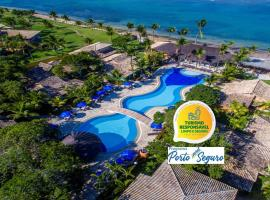 Mar Paraíso Hotel, hotel em Arraial d'Ajuda