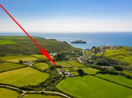 Trerhose B&B, hotel in Mullion