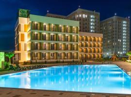 Курорт-Отель Джамайка, отель в Анапе