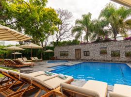 Hotel Flamingo Inn, hotel en Querétaro