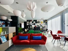 citizenM Amsterdam South, hotel near Amsterdam Olympic Stadium, Amsterdam