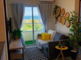 Apartamento à 5 km de cumbuco, mobiliado, hotel near Pacheco Beach, Caucaia