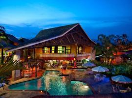 Ilha flat Hotel - Suíte Swaenen, hotel in Ilhabela