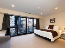 Hotel Grand Chancellor - Auckland City, serviced apartment in Auckland