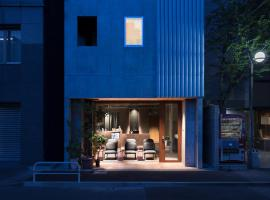 BUNSHODO HOTEL、福岡市にある博多駅の周辺ホテル