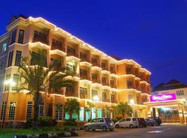 Bella Vista Express Hotel, hotel in Pantai Cenang