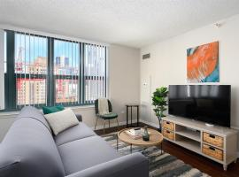 Kasa Chicago River North Apartments, apartment in Chicago