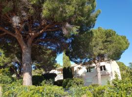 les Venturis, apartment in Sainte-Maxime