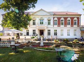 Hotel am Hain, hotel in Lübben