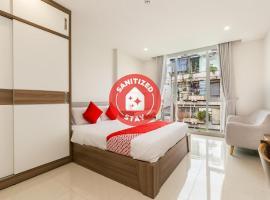 OYO 295 Vitago Apartment, hotel near Nha Rong Wharf, Ho Chi Minh City