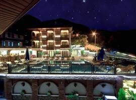 Hotel Azmakhan, hotel ad Akyaka